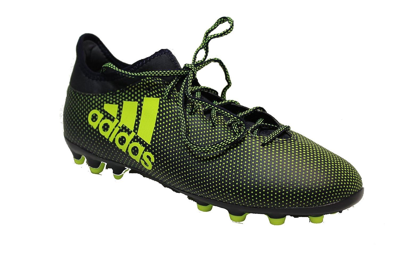 Adidas Fussballschuhe 17.3 AG, schwarz