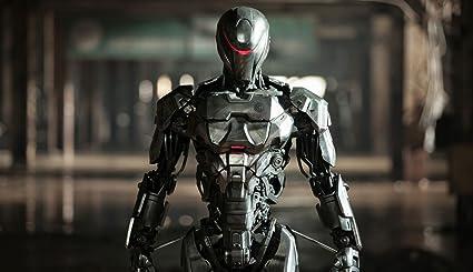 Posterhouzz Movie Robocop 2014 Robocop Sci Fi Robot Machine Hd