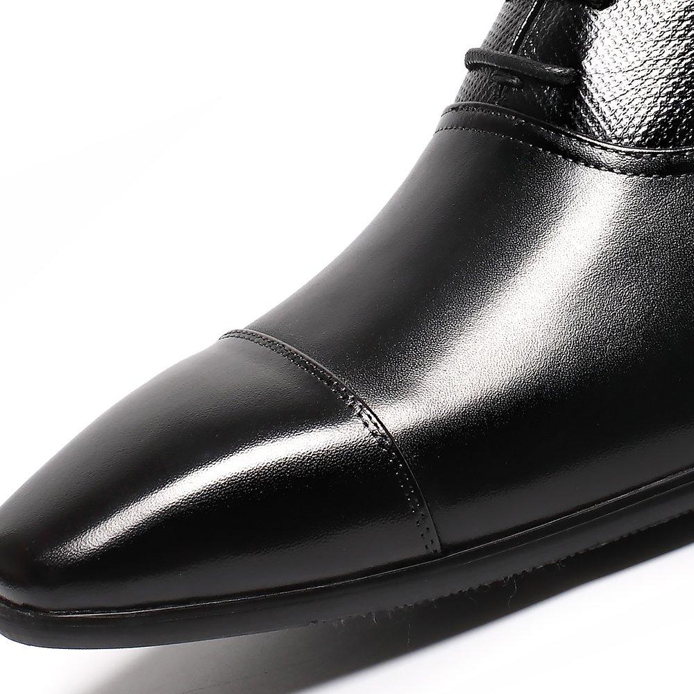 CHAMARIPA Height Increasing Elevator Shoes 2.96'' Taller Men Tuxedo Dress Oxford Shoes K4022 10 D(M) US by CHAMARIPA (Image #6)