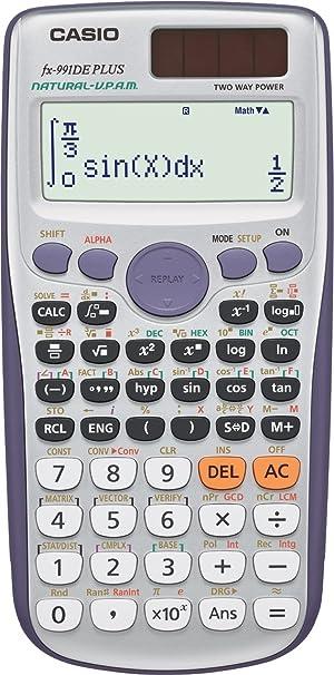 Casio Plus Wissenschaftlicher Taschenrechner Schulrechner Rechner Schule NEU