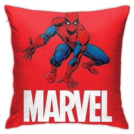 DailiH Fundas de cojín Spiderman - Fundas de cojín ...