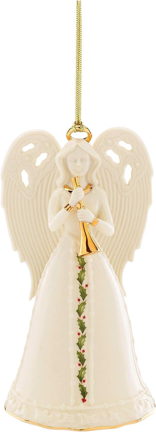 Amazon.com: Lenox 2020 Angel Bell Ornament, 0.60 LB, Multi: Home