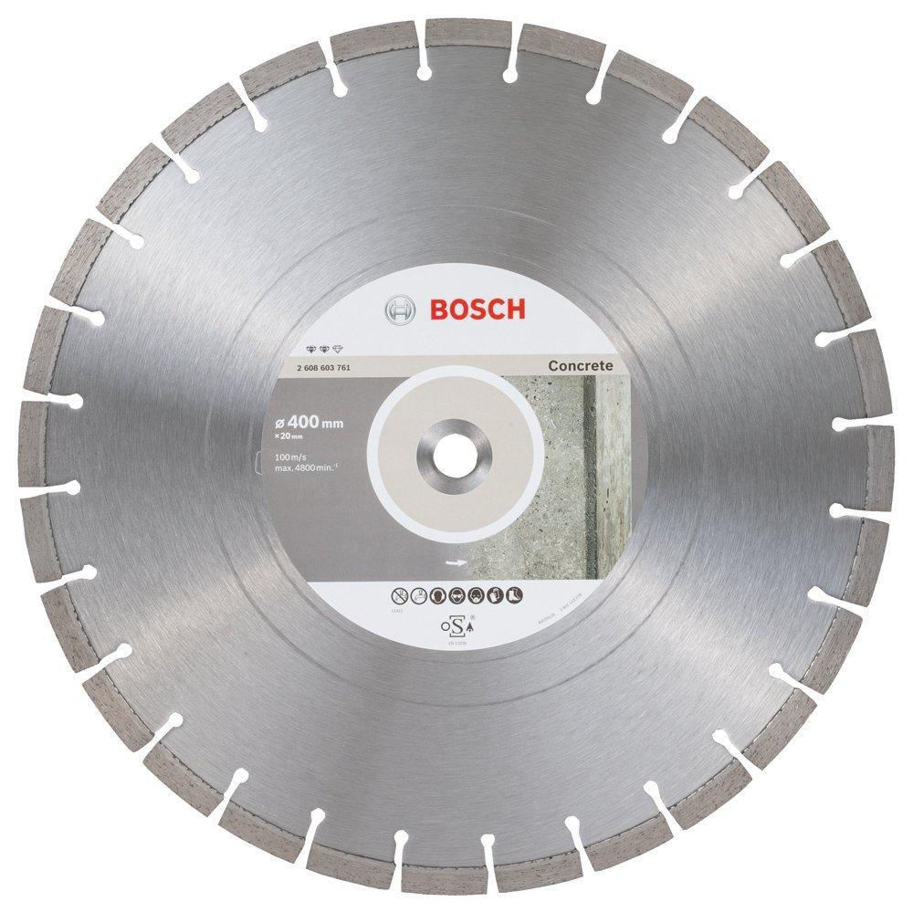 Bosch Diamanttrennscheibe Expert for Concrete, grau, 2608603761