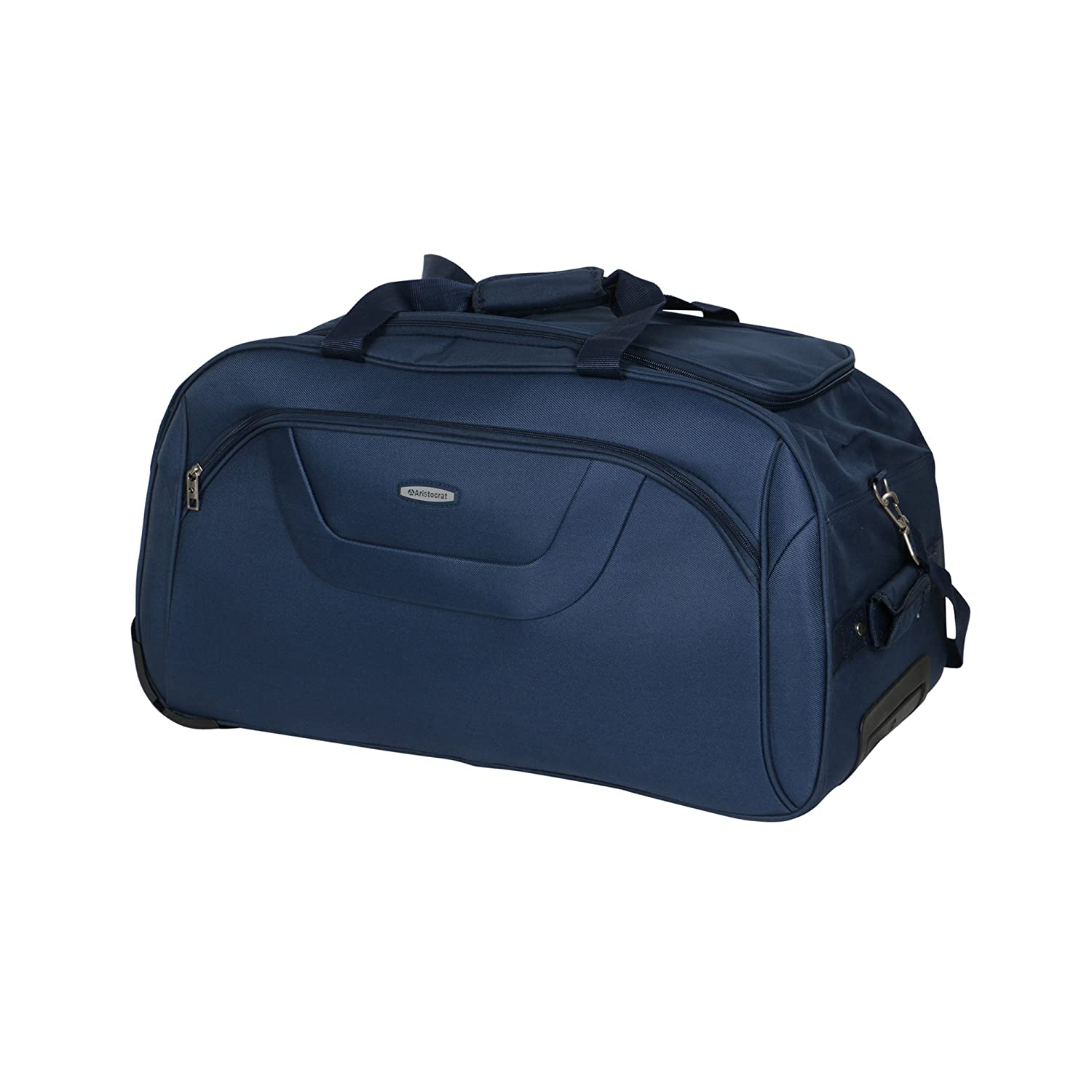 Aristocrat Cactus Polyester V Duffle on Wheels (67cm - 75L 205ff2123a9aa