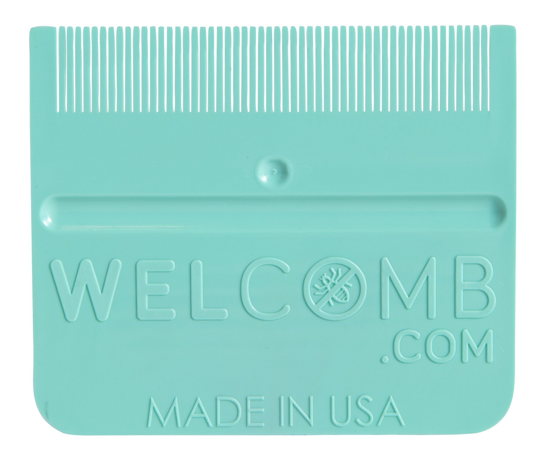 WelComb Lice & Nit Removal Comb (25) by WelComb