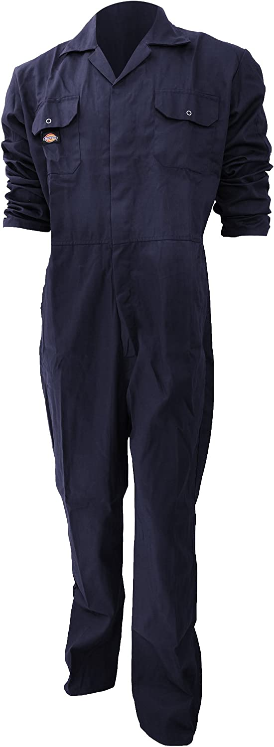 Dickies WD4819R NV XXL Coverall Redhawk Economy Size 2XL in Navy Blue