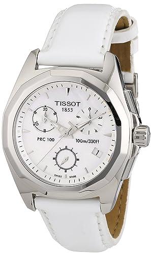 Tissot Reloj Analógico para Mujer de Cuarzo con Correa en Piel 7611608239513: Tissot: Amazon.es: Relojes