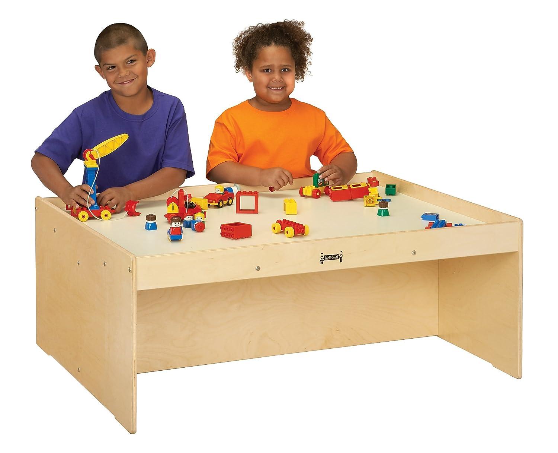 Jonti Craft Activity Table w Lip