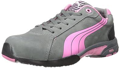 254d3a16c841 PUMA Safety Women s Balance Gray Sneaker 5 M