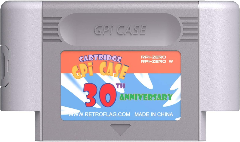 AKNES RETROFLAG GPi Case Cartridge Caja Cartucho de Estuche para Raspberry Pi Zero y Raspberry Pi Zero W: Amazon.es: Electrónica