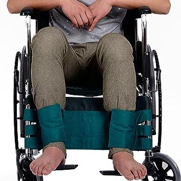 MEYLEE Cinturón fijo de la pierna de la seguridad para la vespa o la silla de
