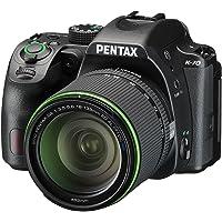 PENTAX デジタル一眼レフカメラ K-70 DA18-135mmWRレンズキット ブラック 防塵 防滴 -10℃耐寒 高感度 アウトドア 防滴レンズセット BLACK 16258