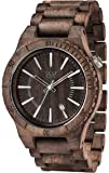 [ウィウッド]WEWOOD 腕時計 ウッド/木製 ASSUNT CHOCO ROUGH カレンダー 9818086 メンズ 【正規輸入品】