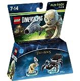 Figurine 'Lego Dimensions' - Gollum - Le Seigneur des Anneaux