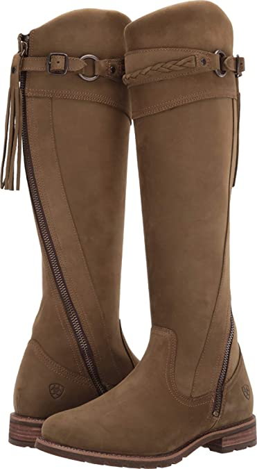 authorized site fine quality classic fit Amazon.com | Ariat Womens Alora | Knee-High