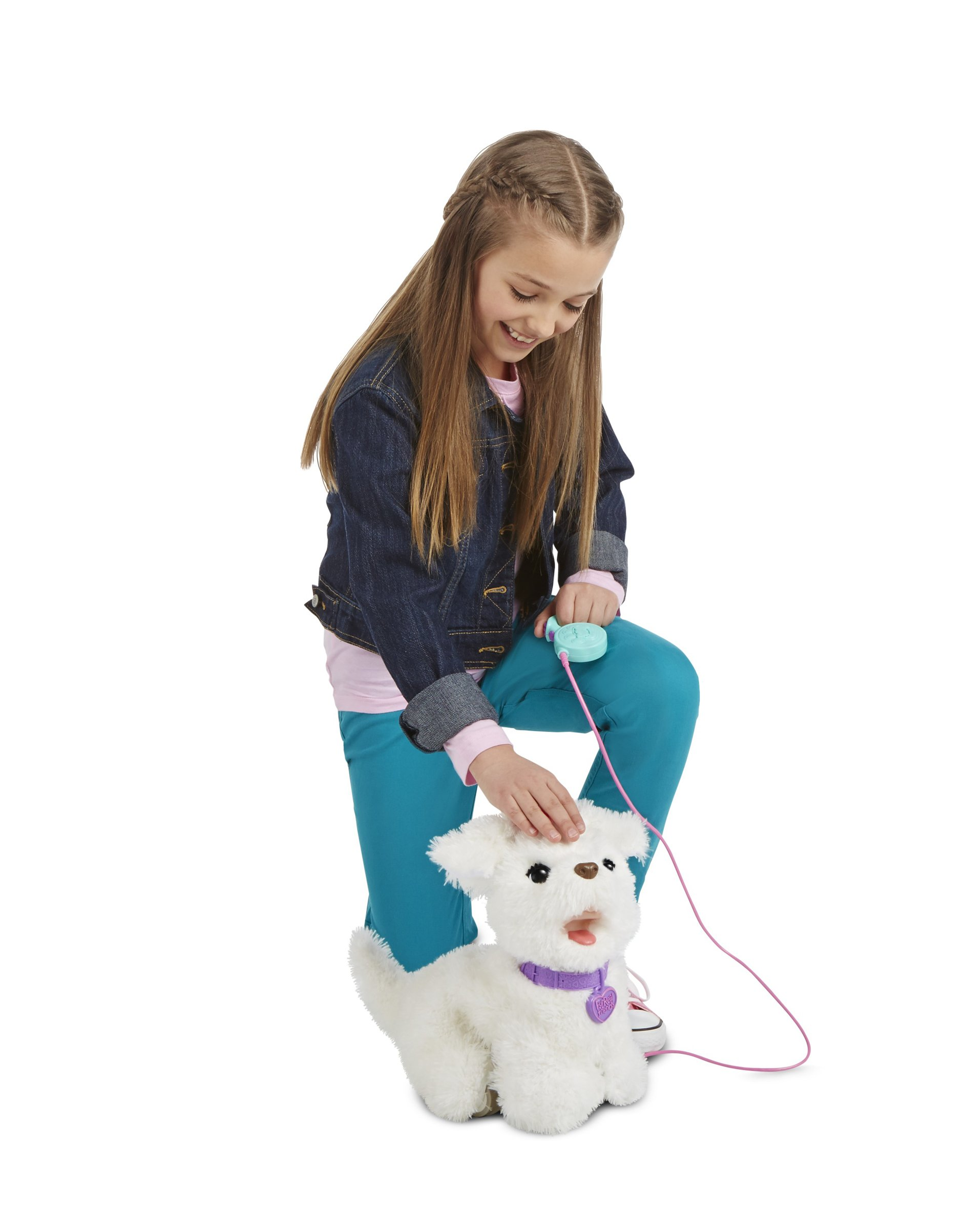 Furreal Friends Gogo My Walkin' Pup Soft Toy by Hasbro (Image #6)