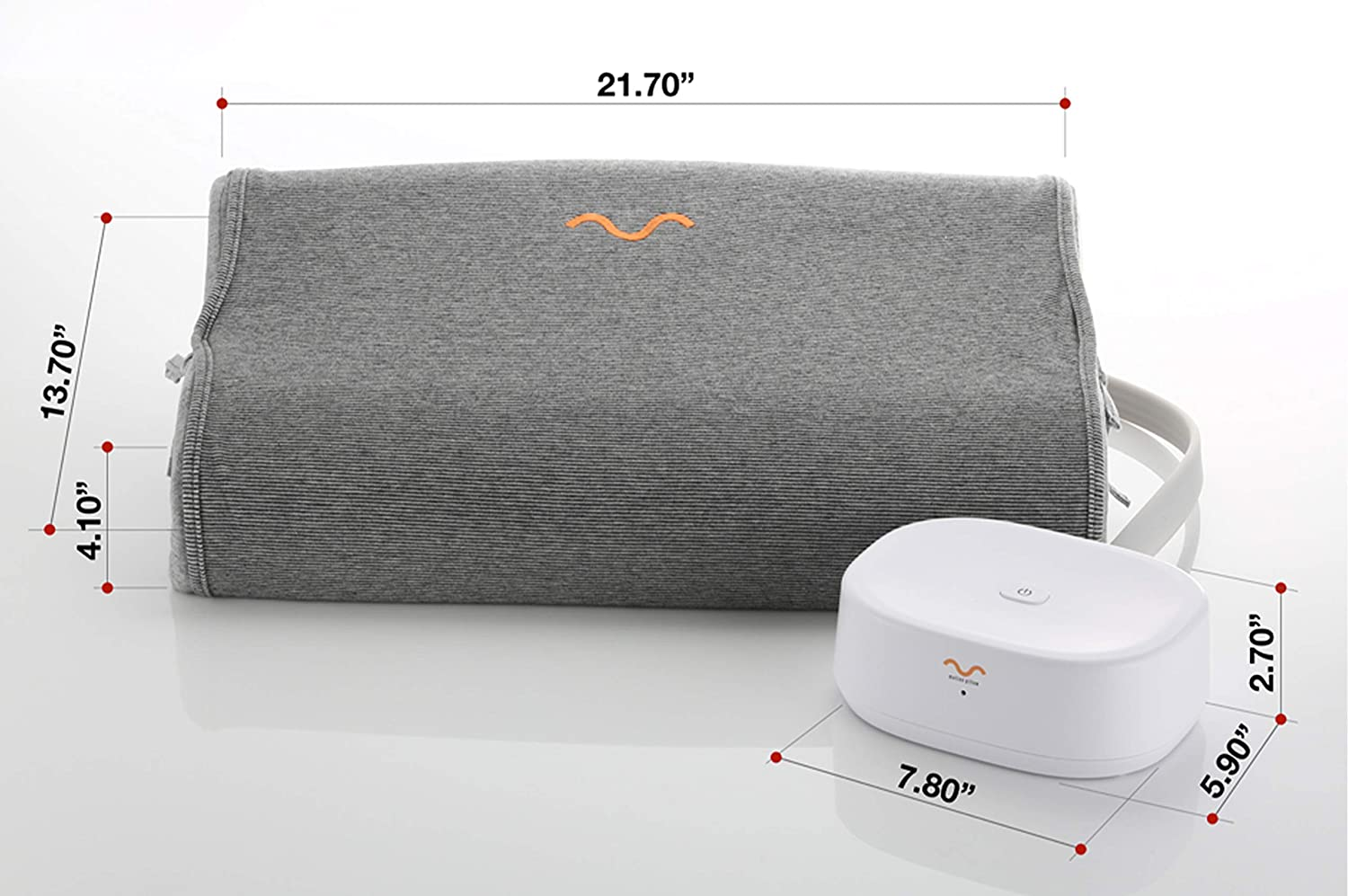 10Minds Motion Pillow Snore Preventing Pillow