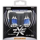 SYLVANIA - 9006 (HB4) SilverStar zXe High Performance Halogen Headlight Bulb - Headlight & Fog Light, Bright White Light Outp