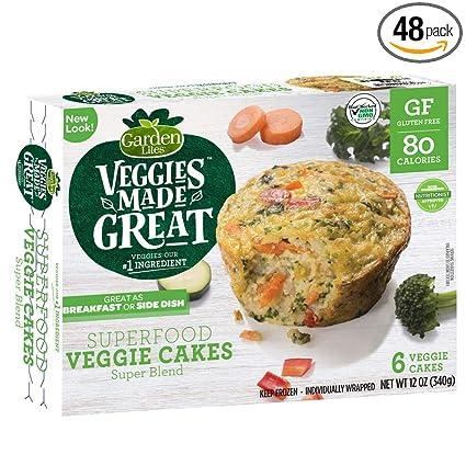 Veggies Made Great Superfood Veggie Cakes (48)