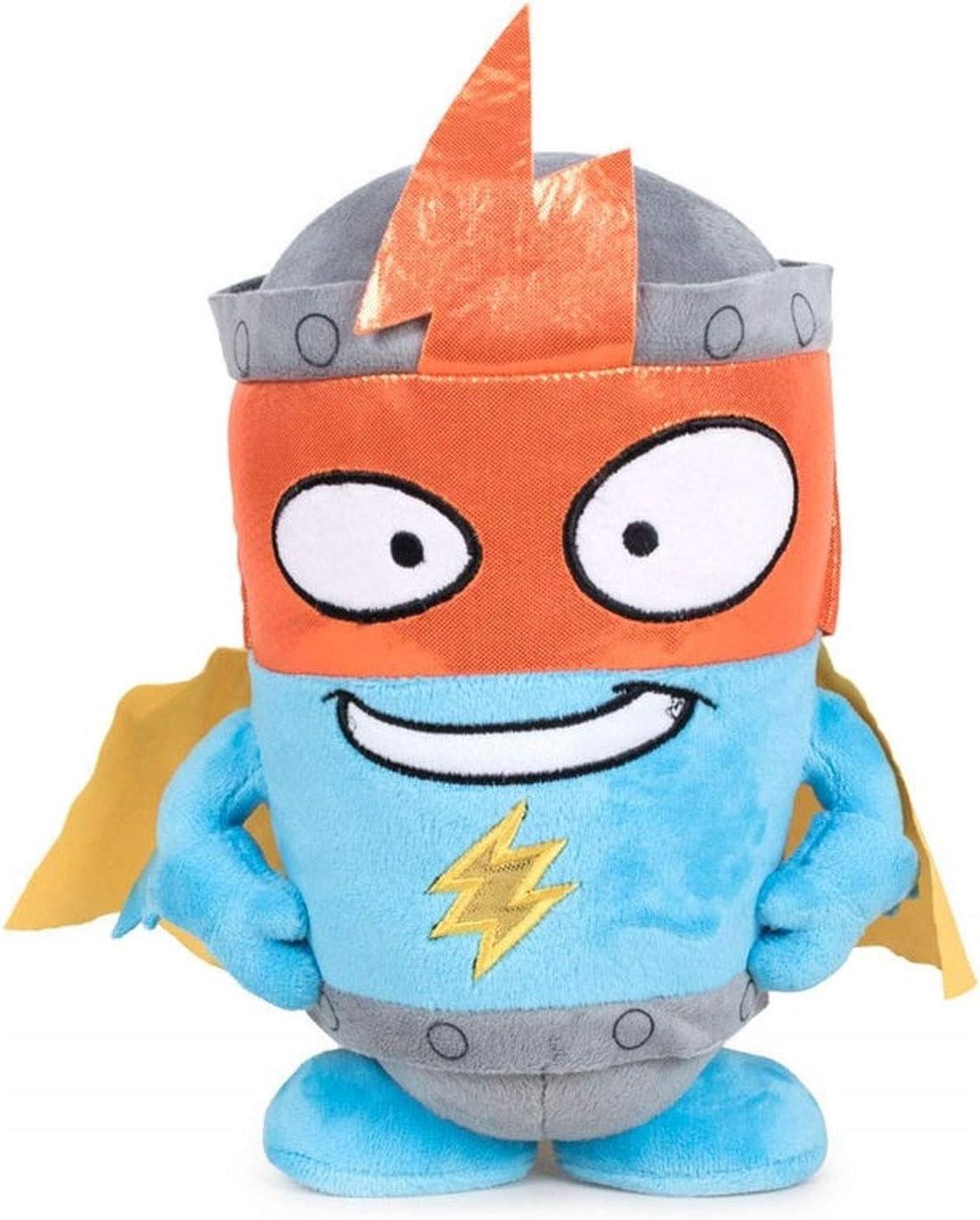 Rivals of Kaboom Peluche Superzings Kid Kazoom Peluche Original 30cm Super Soft
