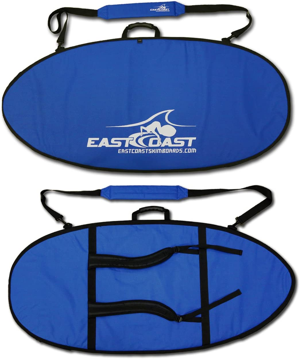 Amazon.com : East Coast Skimboards ECS Skimboard Travel Bag ...