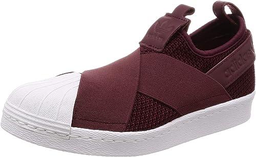 Adidas Superstar Slip On-B37371 Zapatillas para Mujer
