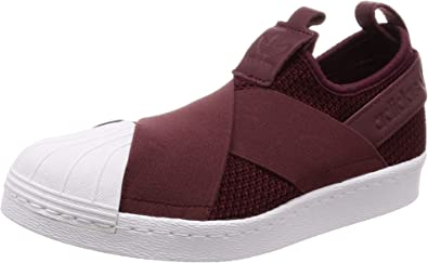 adidas Superstar Slip on W, Chaussures de Running Femme