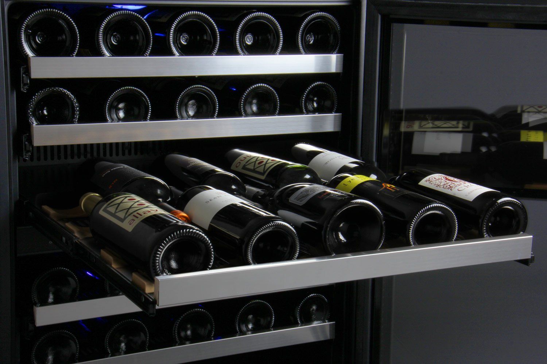 Allavino VSWR56-2SSLN Wine Refrigerator by Allavino
