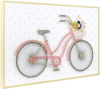 Bicicleta DIY Hecho A Mano De Uñas Sinuoso Regalo De Cumpleaños ...