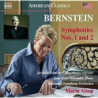 Bernstein: Symphonies Nos. 1 And 2