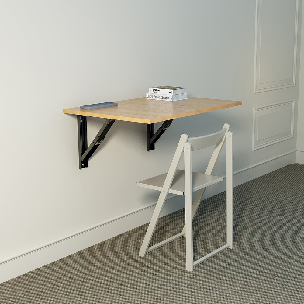 - INVISIBLE BED Wall Mounted Foldable Study/computer/laptop Table