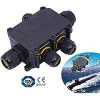 5way caja de derivación IP68impermeable Cable eléctrico Conector