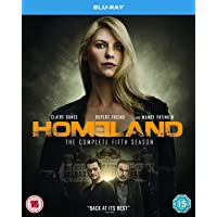 Homeland: The Complete Season 5 - Full Version incl. Bonus Features (Fully Packaged Import)