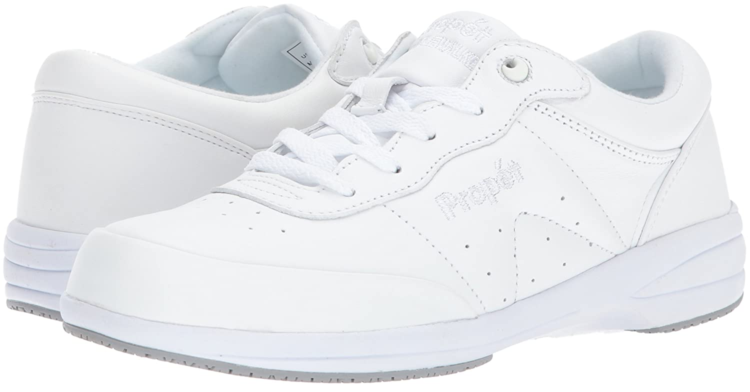 Propet Women's Washable Walker Sneaker B01NCEVJOW 8.5 N US|Sr White