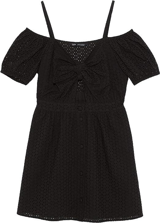 Zara 7102/234 - Vestido para Mujer con Bordado de Corte ...