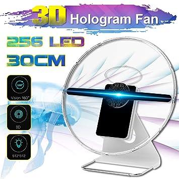Pantalla de Publicidad de Holograma 3D, proyector de Holograma 3D ...