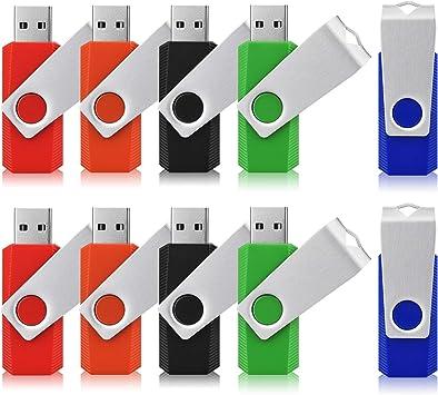 16Go USB 2.0 Clé USB Clef Mémoire Flash Data Stockage Crayon Noir