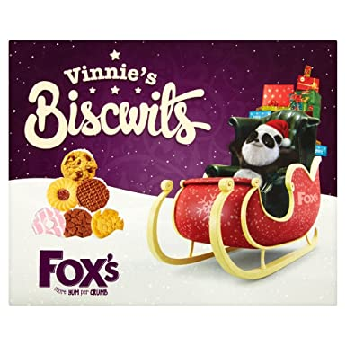 Fox S Vinnie Biscwits Selection 365g Amazon Co Uk Grocery
