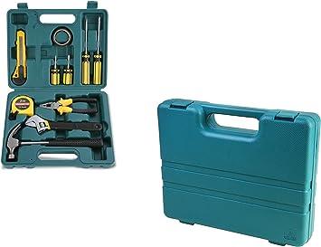 Maletín de herramientas de 12 piezas Juego de herramientas caja de ...