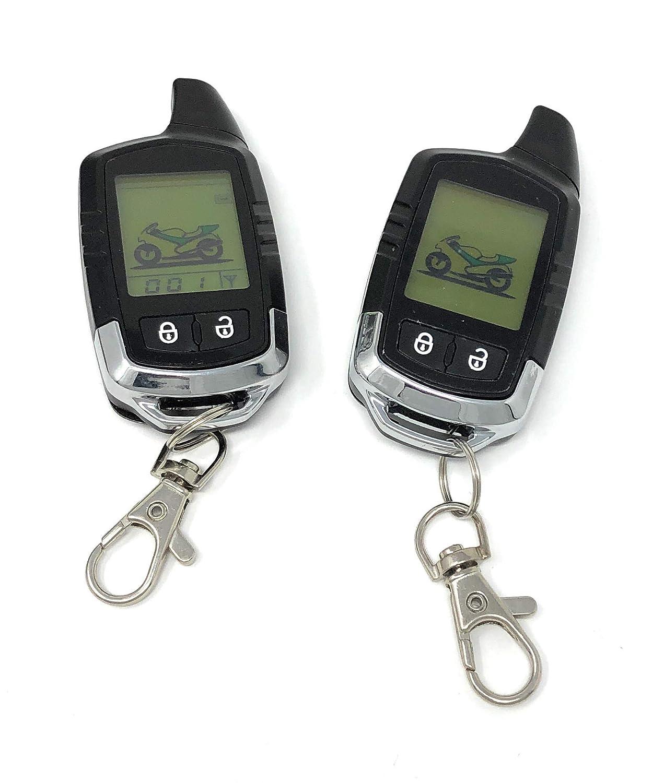 Dispositivo de alarma profesional para moto uso universal para todas las motos con 12 V