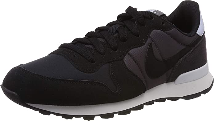 Nike Internationalist Sneakers Damen Schwarz/Grau (Black/Thunder Grey)
