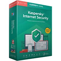 Kaspersky Internet Security 2019 (3 Postes / 1 An)