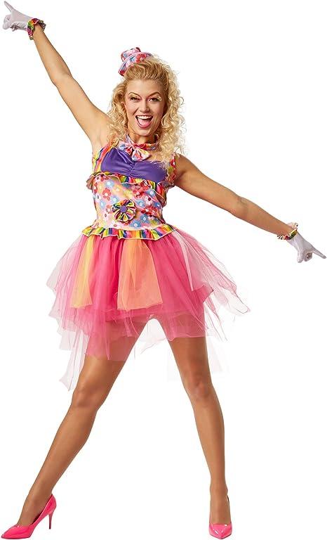 dressforfun 900340 - Disfraz de Mujer Estrella Musical, Estilo ...