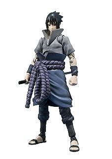 Bandai Tamashii Nations S.H. Figuarts Sasuke Uchia 'Naruto Shippuden' Action Figure BAN60338