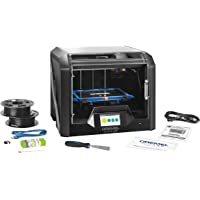 Dremel 3D45 3D Printer High Build Volume 254 x 152 x 170 mm Works with 1.75 mm PLA, Nylon, Eco - ABS and PETG Filament, High Precision Printing, Full-Colour Touch Display, WIFI and Modelling Software