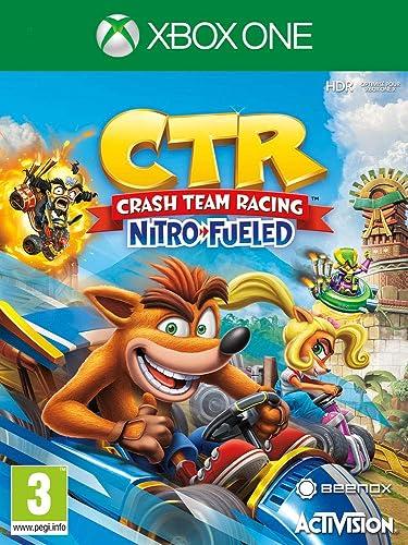 Crash Team Racing Nitro-Fueled [Importación francesa]: Amazon.es: Electrónica