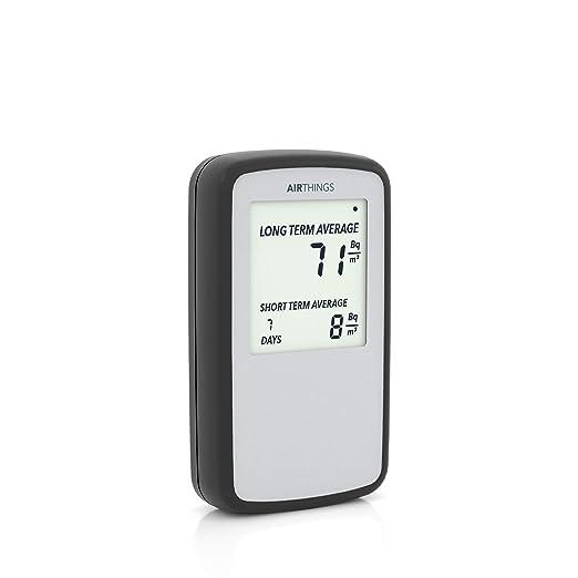 Detector Gas Radon