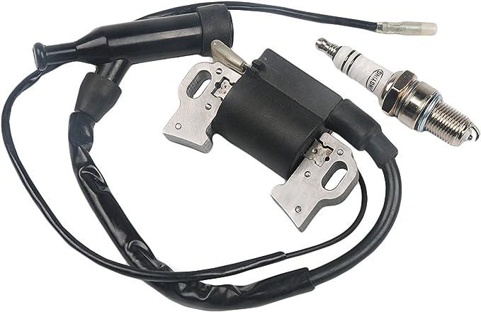Beehive Filter Ignition Coil W Spark Plug For Honda Gx240 Gx270 Gx340 Gx390 8 9 11 13hp Engine New Garten