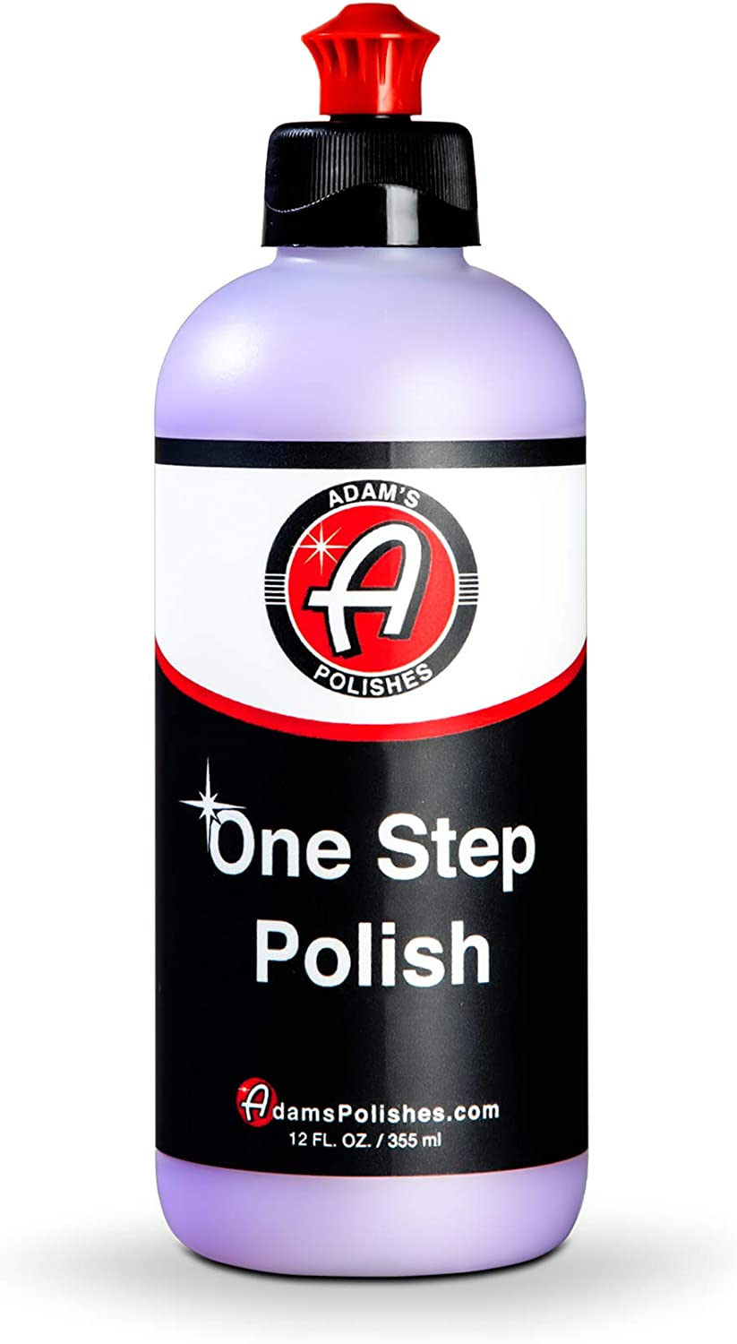 Expertly Designed to Make Polishing and Paint Correction Easy and Quick 3 Pack Adams Premium Polisher Pads Color Coded to Match with Recommended Polishes or Compounds 2, Blue Compound Pad