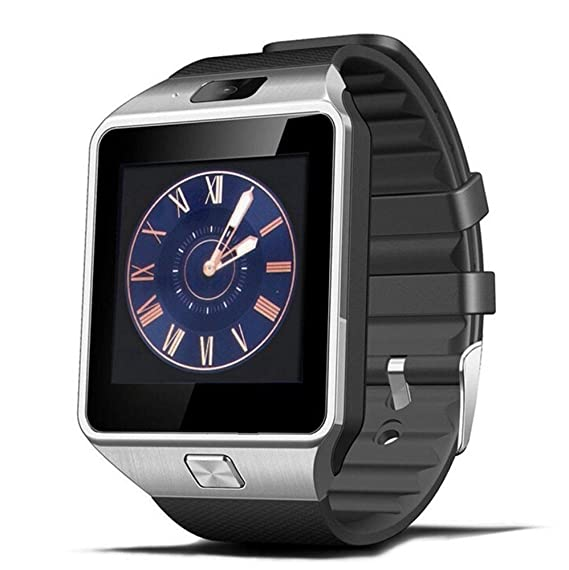 Amazoncom Dz09 Smart Watch Latest Card Bluetooth Support Android